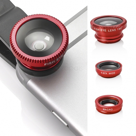 3in1 Phone Lens Set