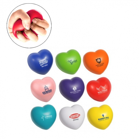 Heart Shaped Stress Ball